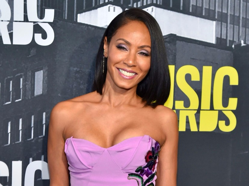 "Jada Pinkett-Smith Goes In On Tupac Biopic ""All Eyez On Me"""