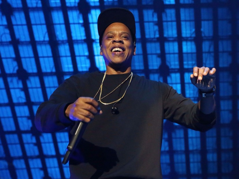 Jay Z Has A New Name (That's A Lot Like His Old Name)