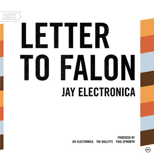 Jay Electronica Drops