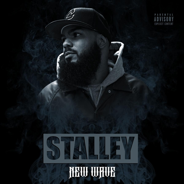 Stalley's New Wave Cover Art