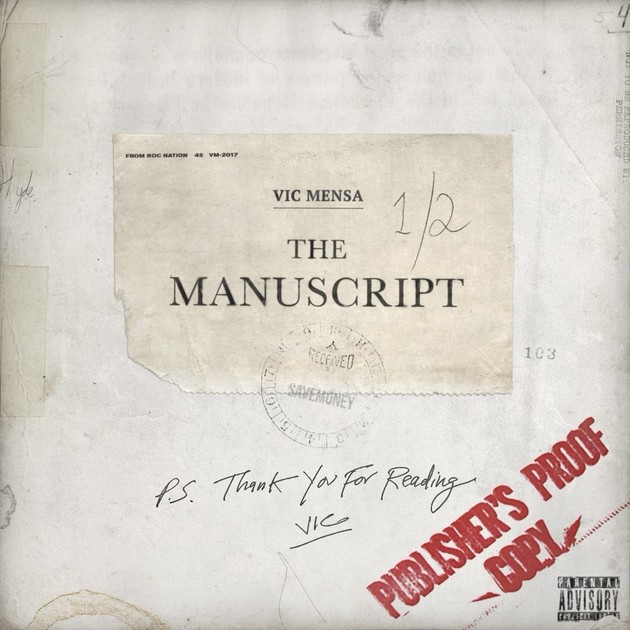 "Review: Vic Mensa's ""The Manuscript"" Marks A Career Refinement"