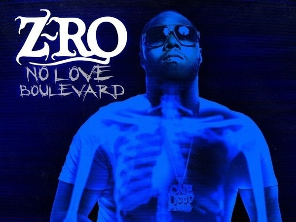 "Z-Ro Drops Final Album ""No Love Boulevard"""
