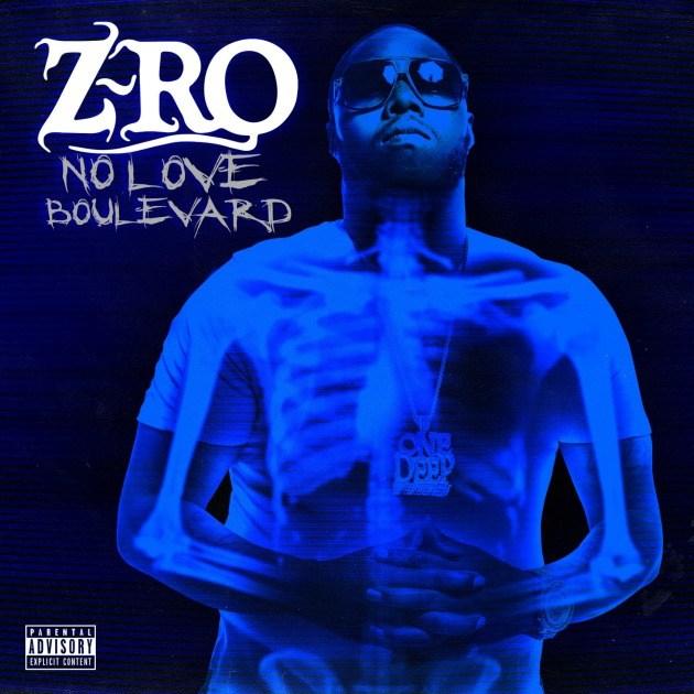 Z-Ro Releases No Love Boulevard