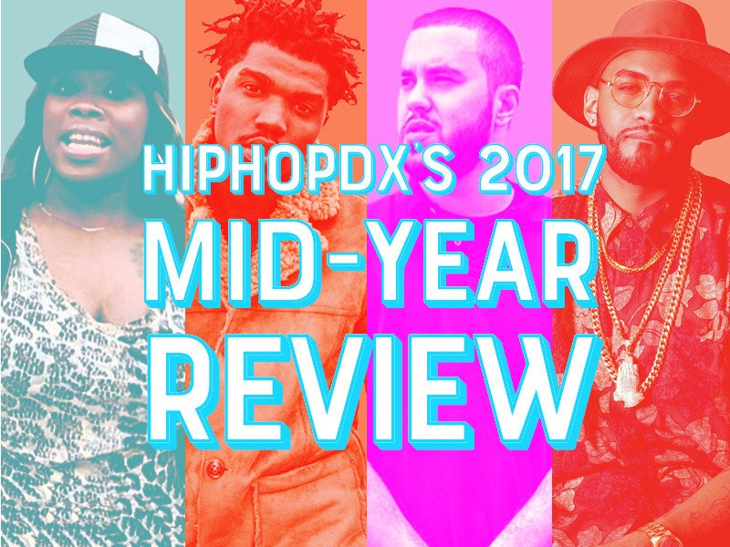 DX's Favorite Slept-On Albums Of 2017 (So Far)