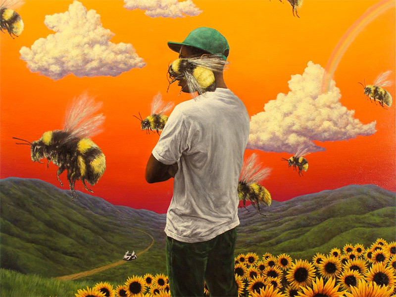 "Tyler The Creator Unveils Details For ""Flower Boy"" Album"