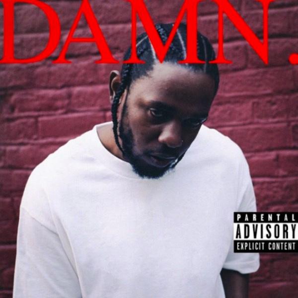 Kendrick Lamar DAMN Cover