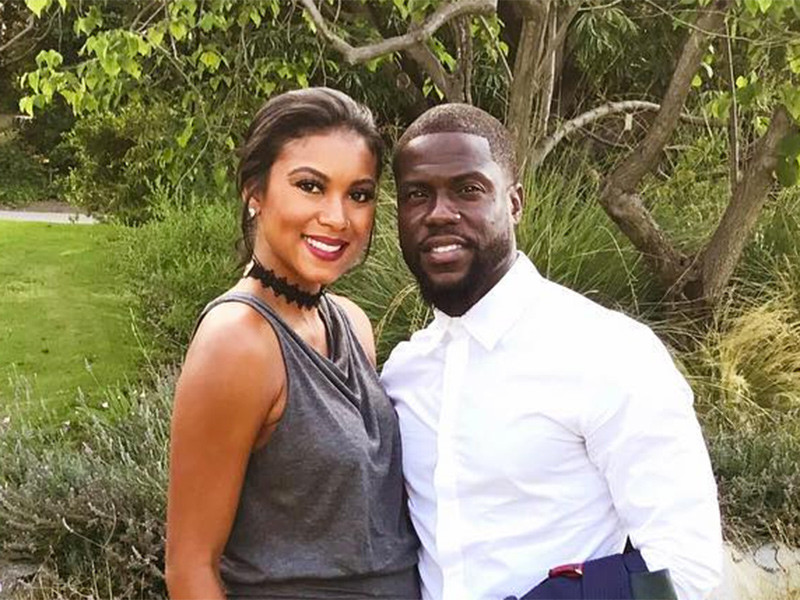 Kevin Hart Laughs Off Claims He Cheated On Pregnant Wife