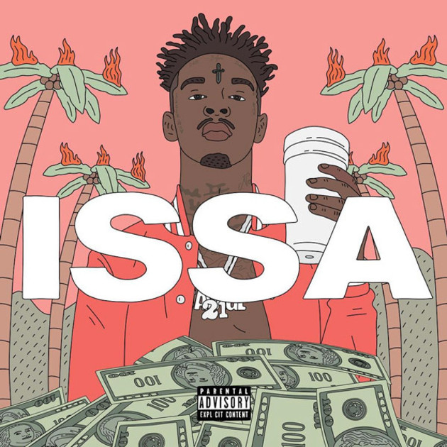 "Review: 21 Savage Attempts To Stretch His Musical Wings On ""Issa"""