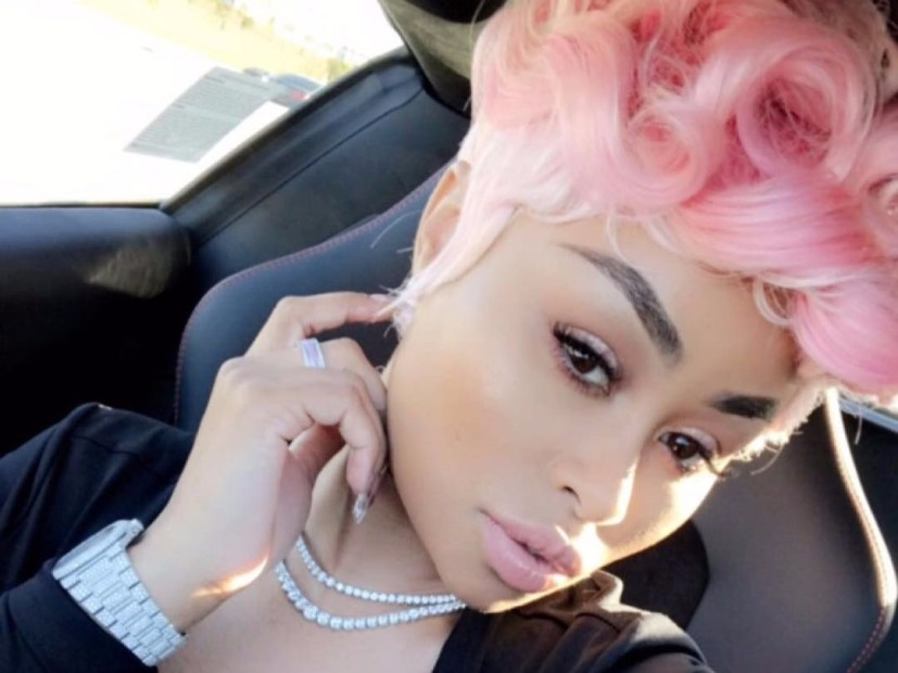 Blac Chyna Lawyers Up Over Leaked Nudes