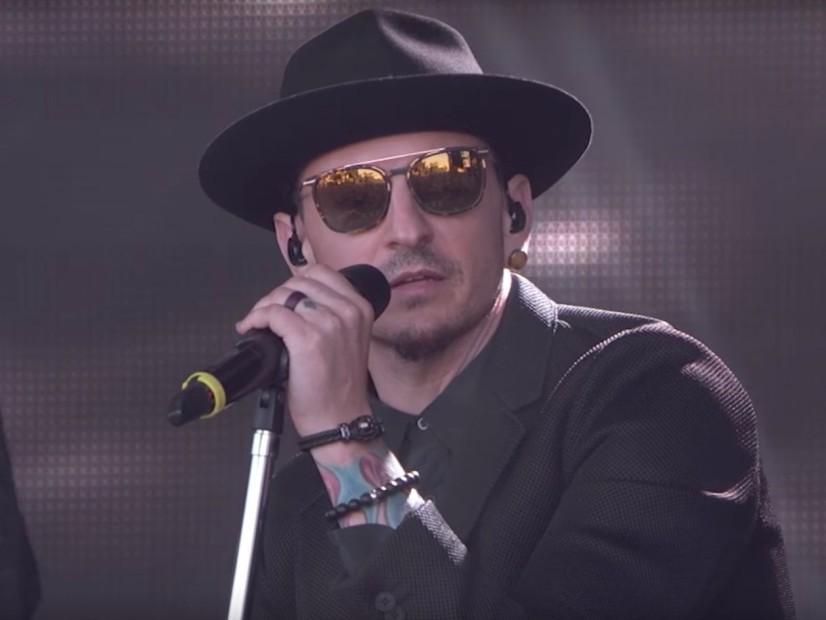 Linkin Park's Chester Bennington Commits Suicide