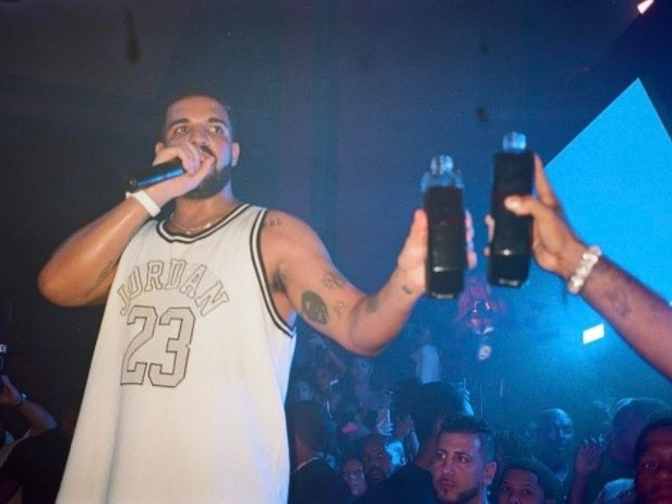 Soda-Stealing Fan Returns To Drake's Home & Allegedly Spits On Cops