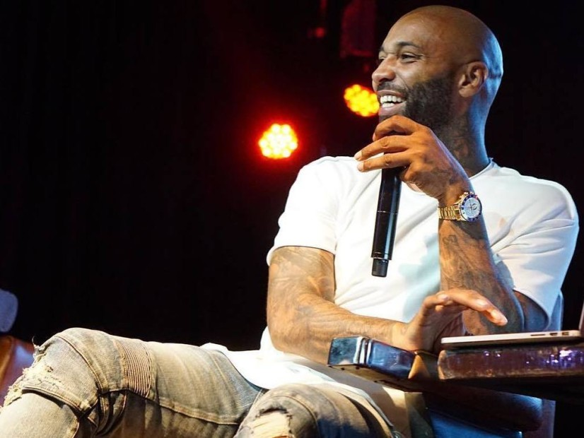 """Joe Budden On Usher's $20M Lawsuit: """"All These Niggas Got Herpes"""""""