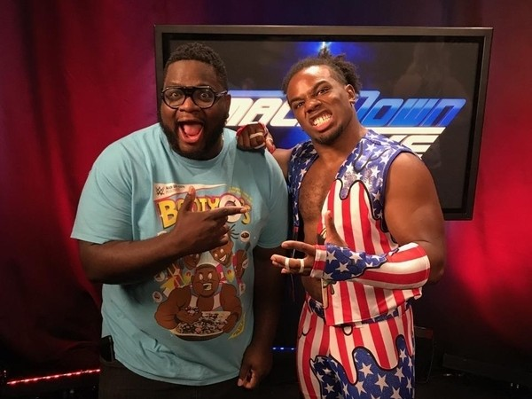 Mega Ran Explains How WWE's Rap Battle Came To Be