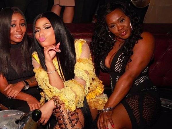 Are Nicki Minaj & Meek Mill Throwing Jabs At Each Other On Instagram?