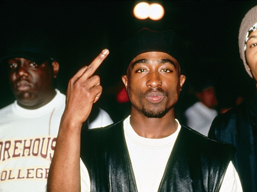 Crip Tied To Tupac's Murder Gets 10 Years For Selling Crack