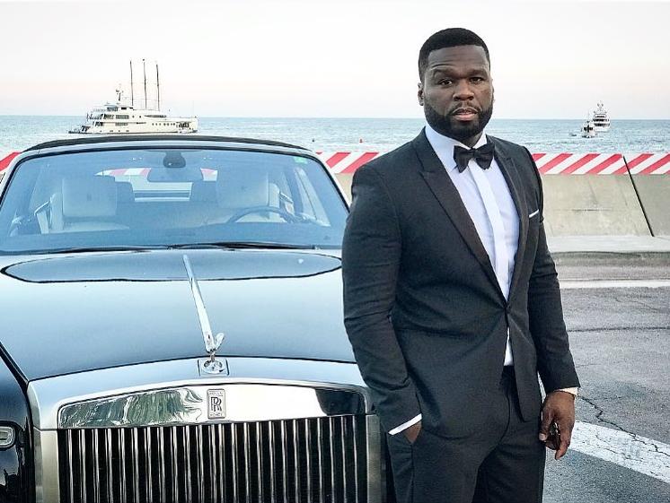 50 Cent Reconfirms Partnership With EFFEN Vodka