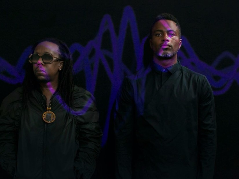 Shabazz Palaces Initially Wanted To Remain Anonymous