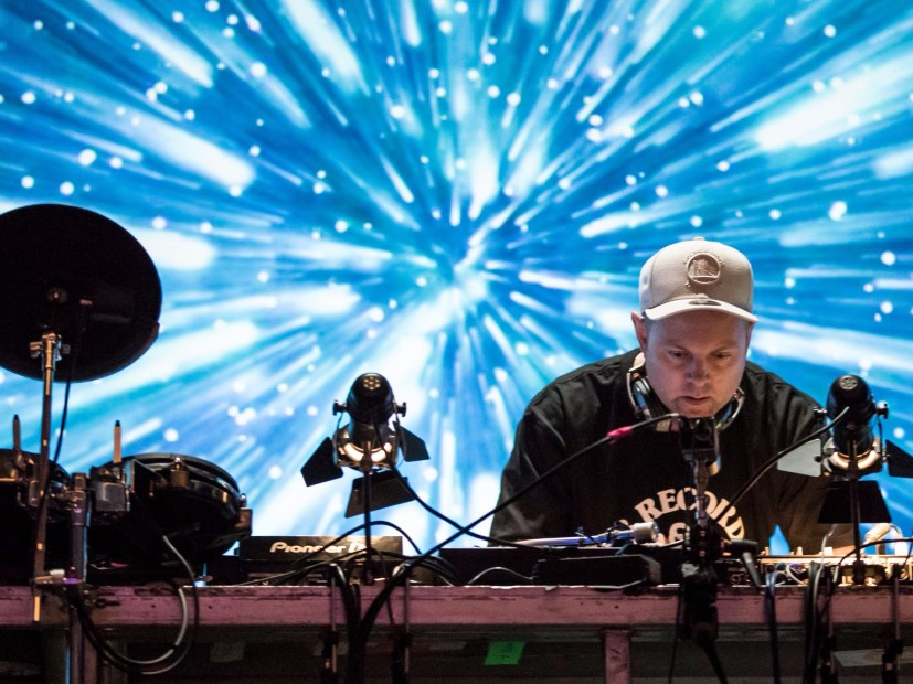 """DJ Shadow's New """"The Mountain Has Fallen"""" EP Features Nas & Danny Brown"""