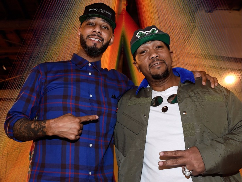 Kendrick Lamar & Nas Place Their Bets On Swizz Beatz Vs. Timbaland's Beat Battle