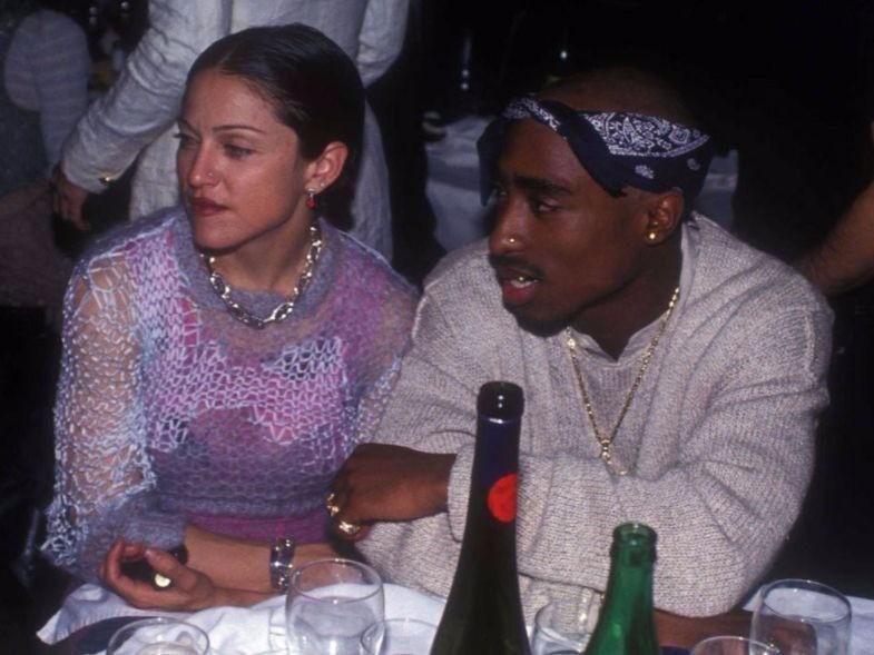 Madonna Fails To Block Tupac Shakur Love Letter Sale