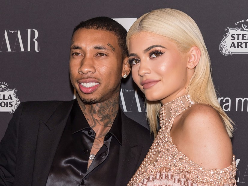 "Tyga Takes Credit For Kylie Jenner's Success On Nicki Minaj's ""Queen Radio"""
