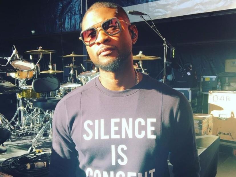 Usher Settles $20M Herpes Lawsuit