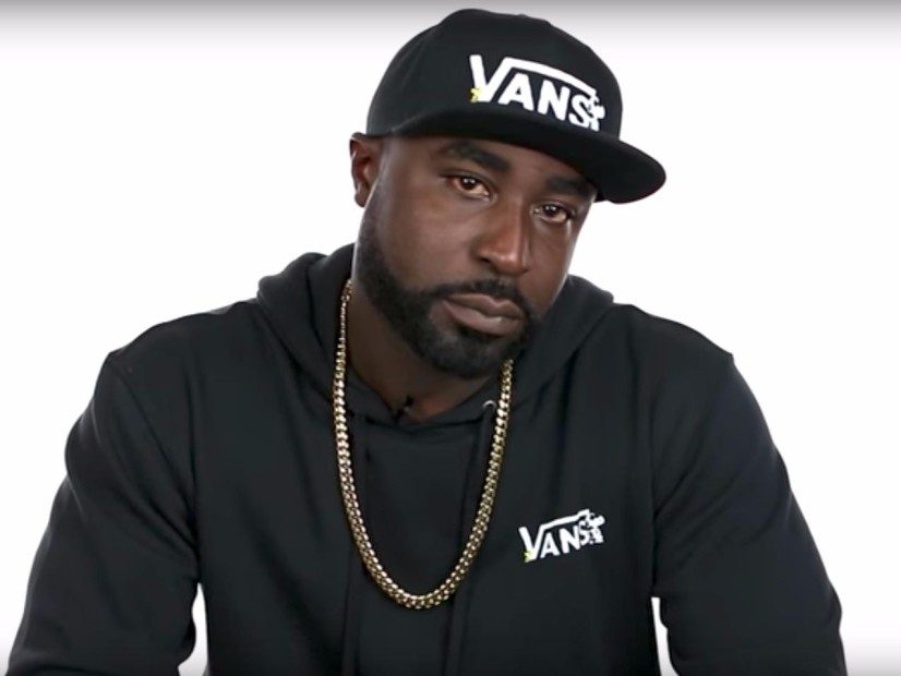 The 38-year old son of father (?) and mother(?) Young Buck in 2019 photo. Young Buck earned a  million dollar salary - leaving the net worth at  million in 2019