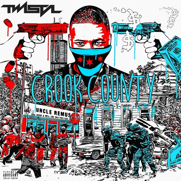 Twista Drops Crooked County