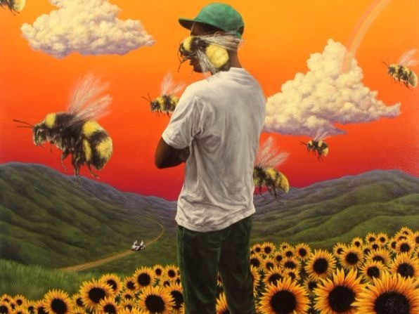 "Tyler The Creator Officially Releases ""Flower Boy"" LP"