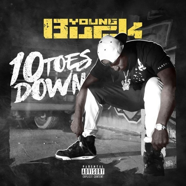 """Review: Young Buck Ruptures His Artistic Achilles With """"10 Toes Down"""""""
