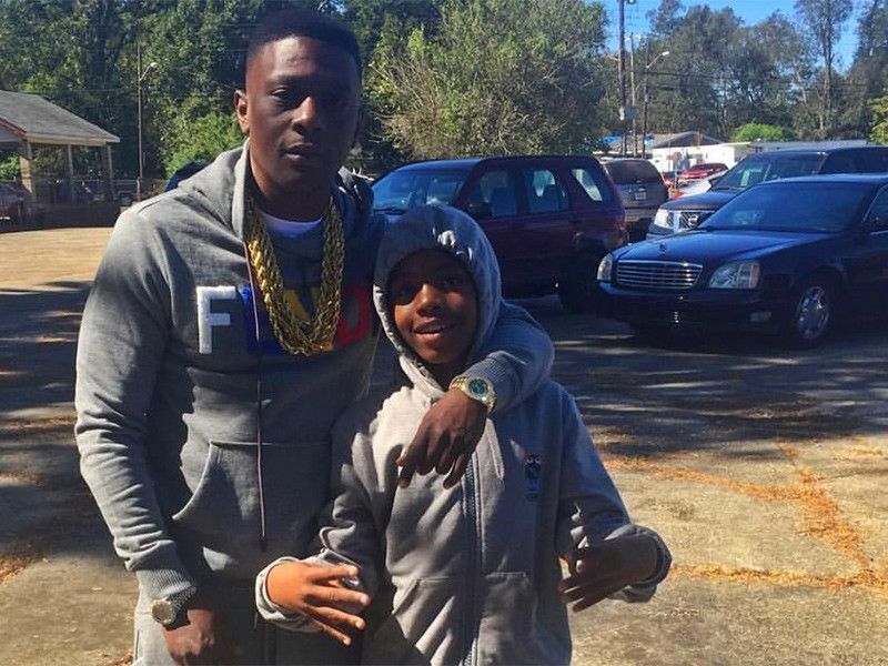 Boosie Badazz Claims He Was Clowning About Lewd Gift For Son