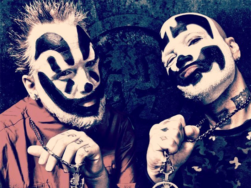 "FBI Still Considers Insane Clown Posse & Its Juggalos An ""Organized Gang"""