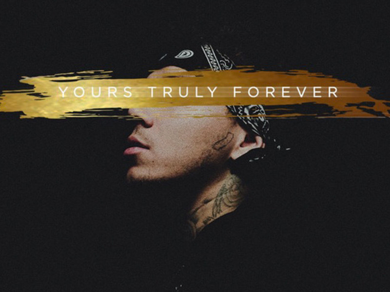 """Phora Drops """"Yours Truly Forever"""" LP"""