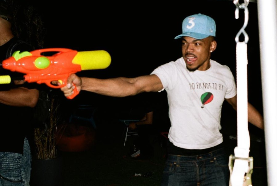Tweets Is Watching: Chance The Rapper Receives His Grammy Trophies In The Mail