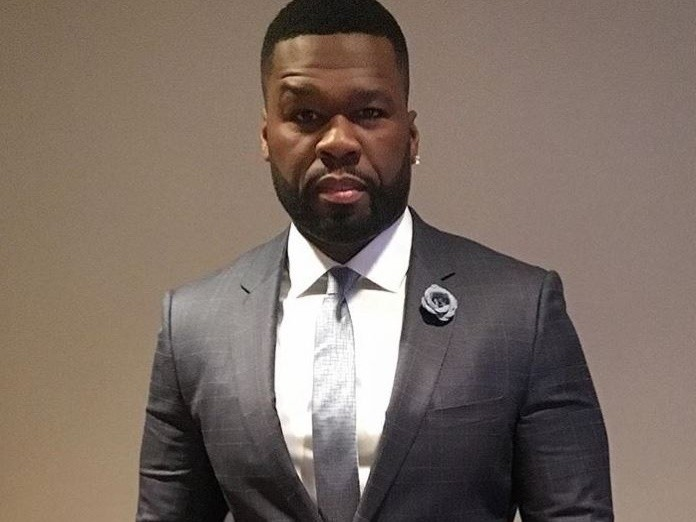 "50 Cent Casually Takes Responsibility For ""Power"" Leak"