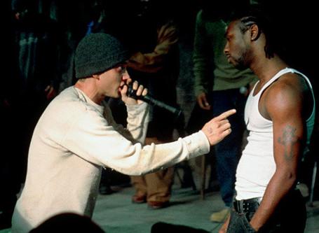 "Eminem Producing Battle Rap Comedy Film ""Bodied"""