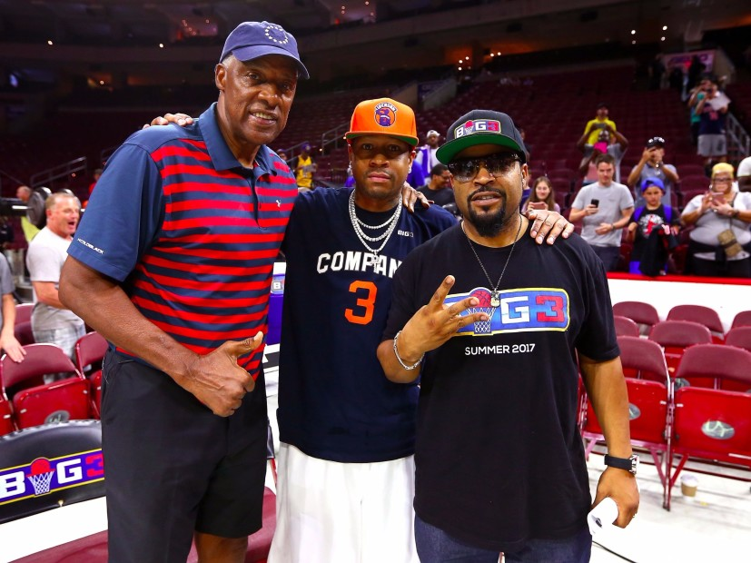 Allen Iverson Checked Himself (Before He Wrecked Himself) & Apologized To Ice Cube