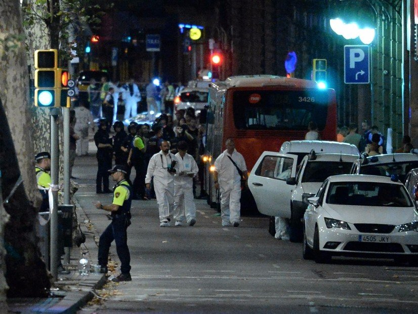 Reactions Pour In After Terrorist Attack In Barcelona Kills At Least 13 People