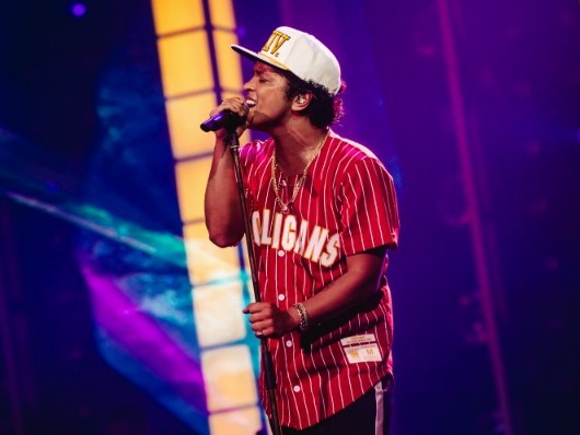 Bruno Mars Donates $1M To Flint Water Crisis Victims
