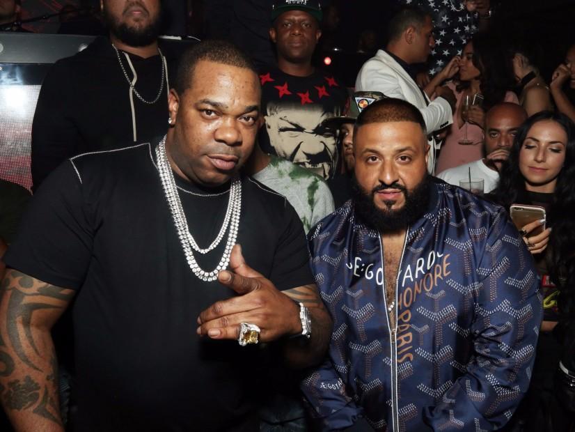 "Busta Rhymes & DJ Khaled Launch ""Girlfriend"" Dance Challenge With Breakdance Battle"