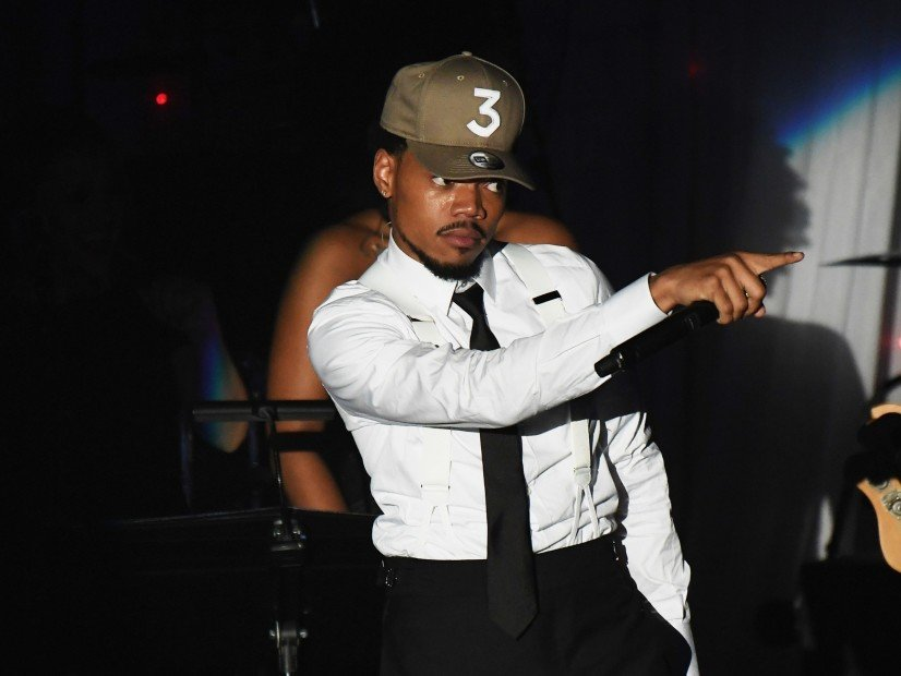 Bruno Mars & John Mayer Want To Work With Chance The Rapper