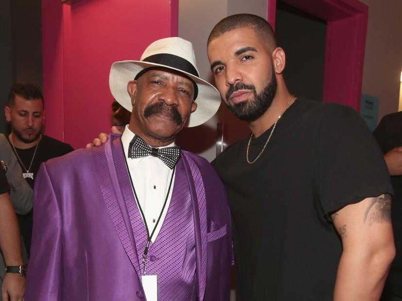 Instagram Flexin: Drake's Dad's Birthday