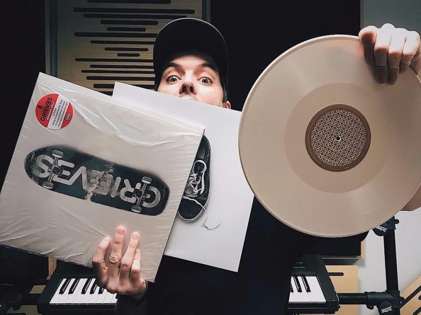 "Grieves' ""Running Wild"" LP Is Here"