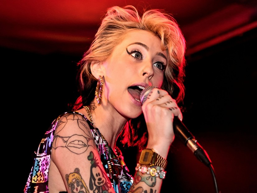 Kreayshawn Replaces PnB Rock At Rolling Loud Following Lil B Beatdown