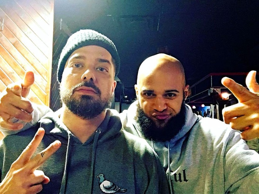 "Aesop Rock & Homeboy Sandman Resurface For ""Triple Fat Lice"" EP"