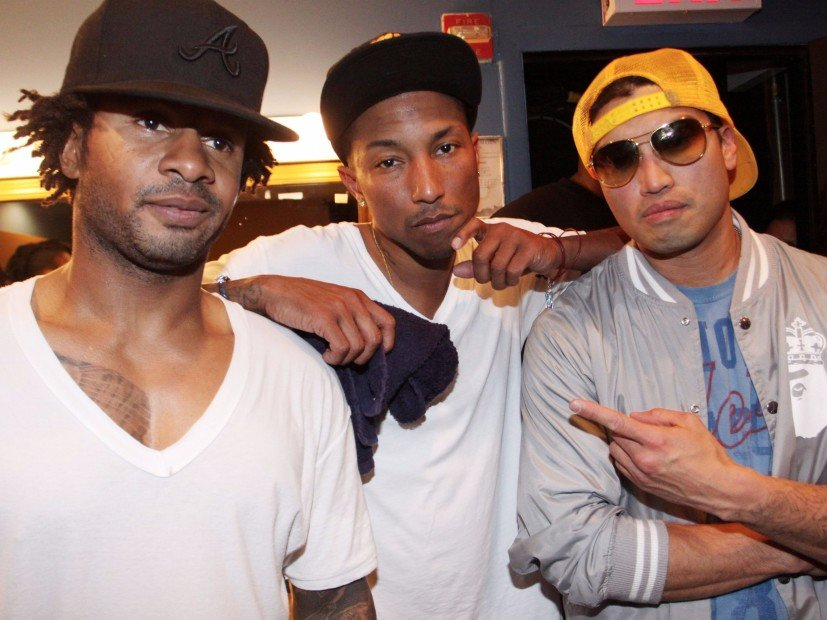 N.E.R.D. Will Perform Together For First Time In 3 Years