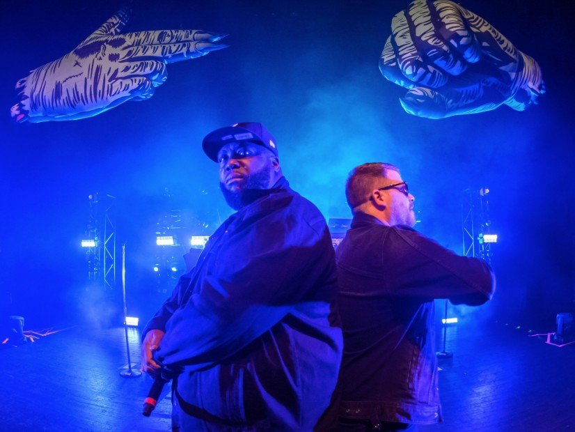 "RTJ's Killer Mike & El-P Want You To Call Out ""The Bullshit"""