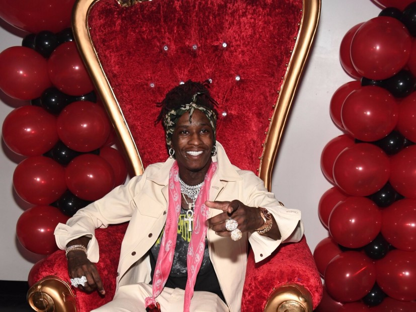 Young Thug Gifts Mother $50K On His Own Birthday
