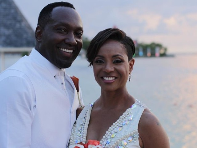 MC Lyte Marries Marine Corps Veteran In Jamaica