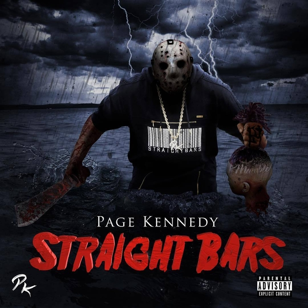 Page Kennedy Drops Straight Bars